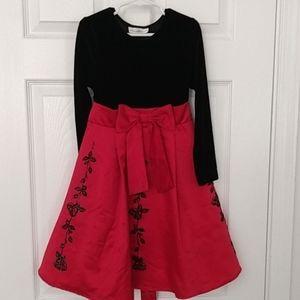 Rare editions holiday dress